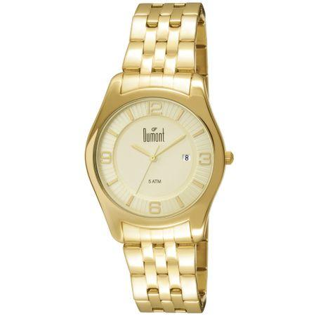 3ca6789647c Relógio Dumont Masculino DU2115AO 4X