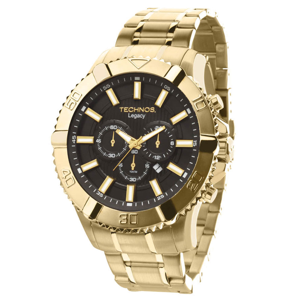 Relógio Technos Masculino - OS20IS 4P - timecenter 8d0b7a3ed7