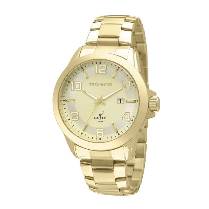 Relógio Technos Masculino 2115KLT 4X d60930372f