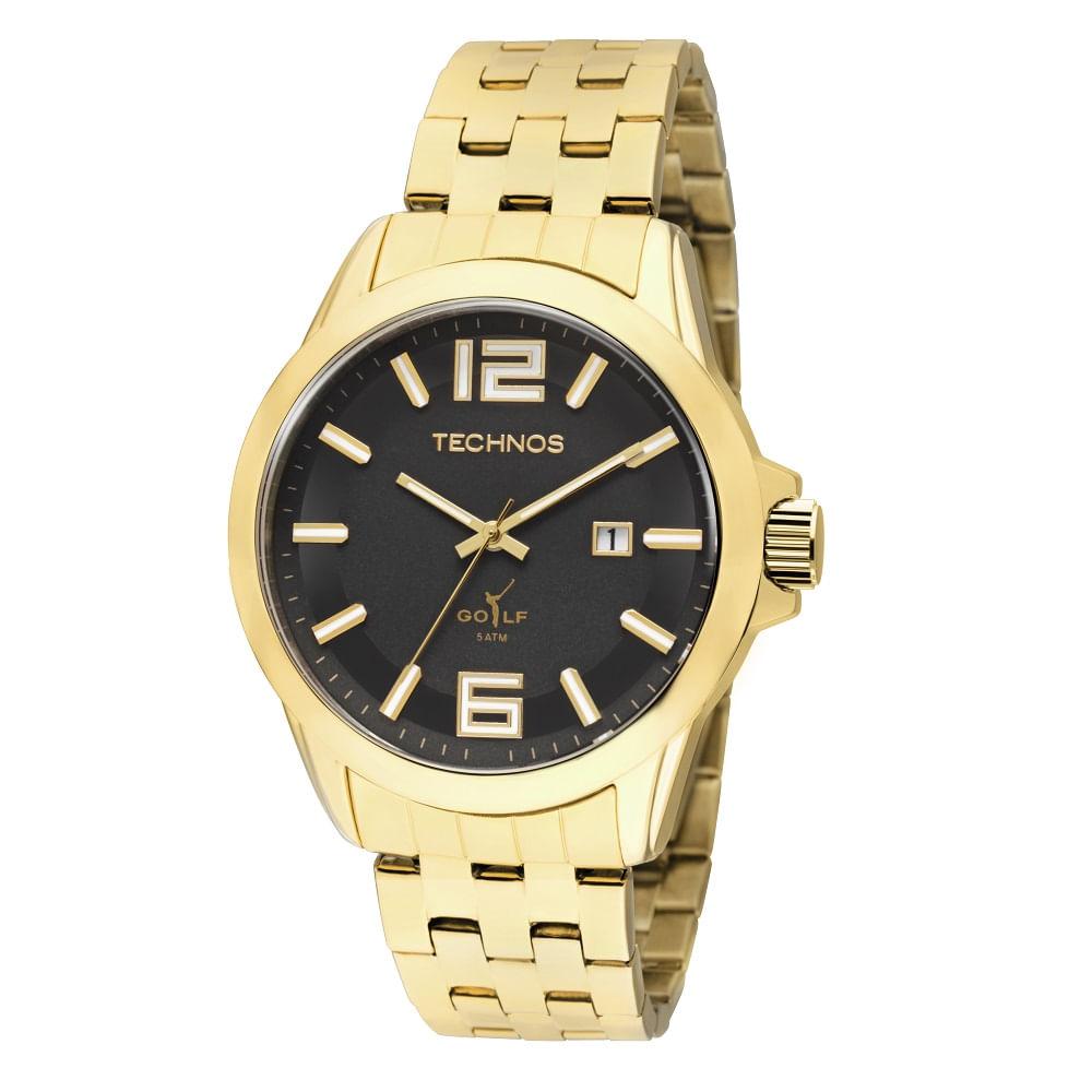 50f461d37d0a2 Relógio Technos Masculino 2115KLV 4P - timecenter