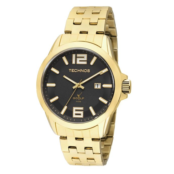 526f5cf442e Relógio Technos Masculino 2115KLV 4P