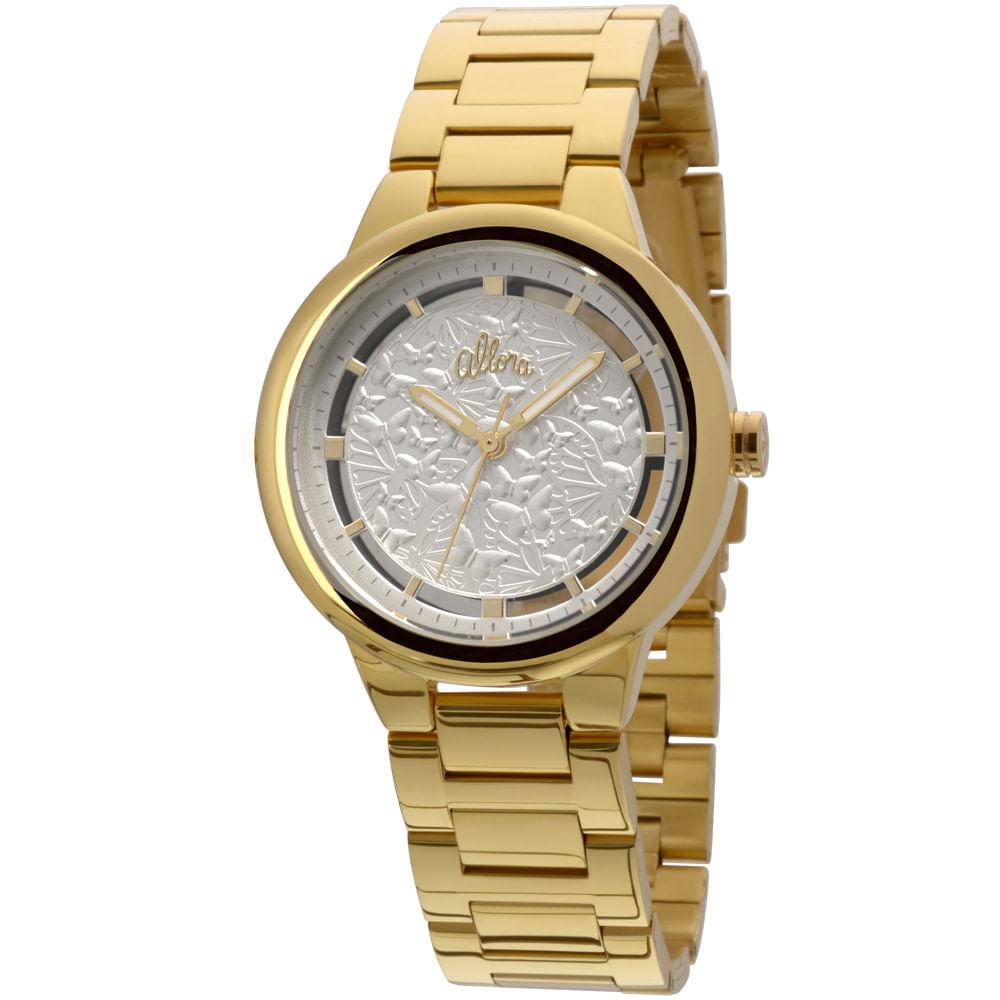 e16fec10047 Relógio Allora Feminino AL2035EYV 4K - timecenter