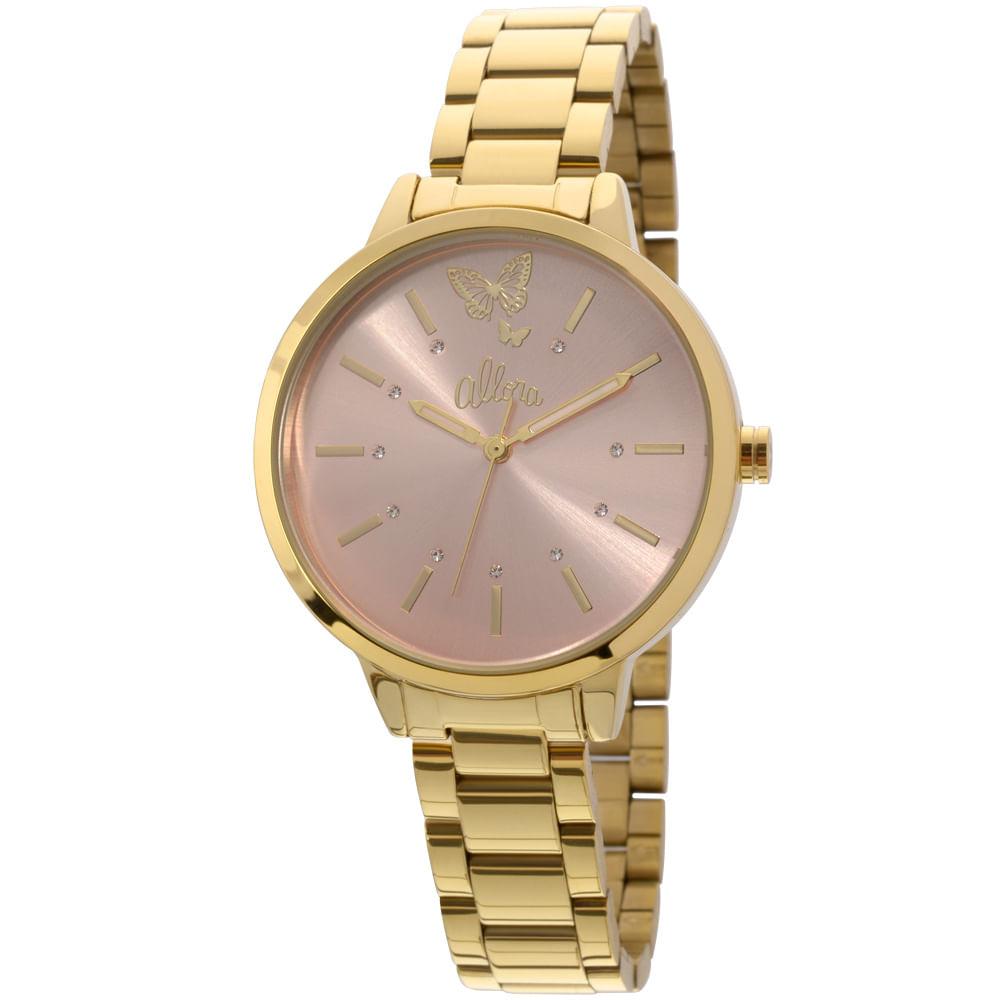 Relógio Allora Feminino AL2035EYX 4T - timecenter 5a00d141d5