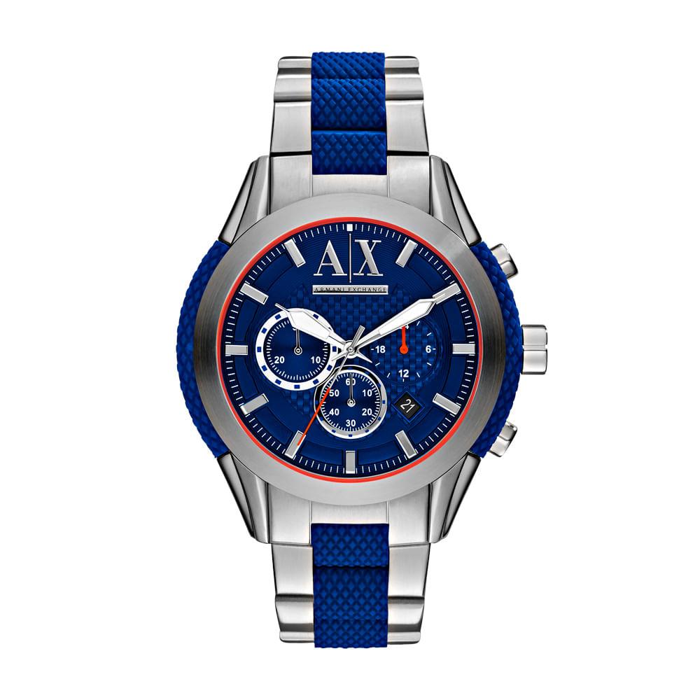 62fa62345d4 Relógio Armani Exchange Masculino- AX1386 1AN - Tempo de Black Friday
