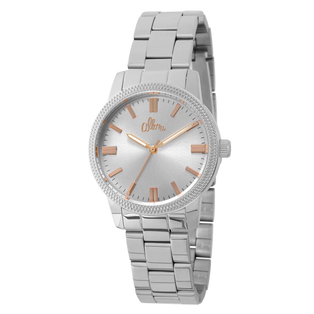 0e2dbf6702e Relógio Allora Feminino - AL2035EZP 3K - timecenter