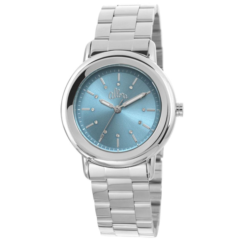 f1542b189d3 Relógio Allora Feminino Prata - AL2035EYJ 3A - timecenter