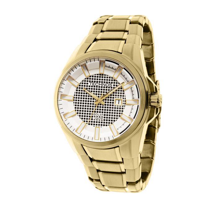 5fa87f9f22f Relógio Technos Masculino Dourado - AS37AB 4B - technos - sale