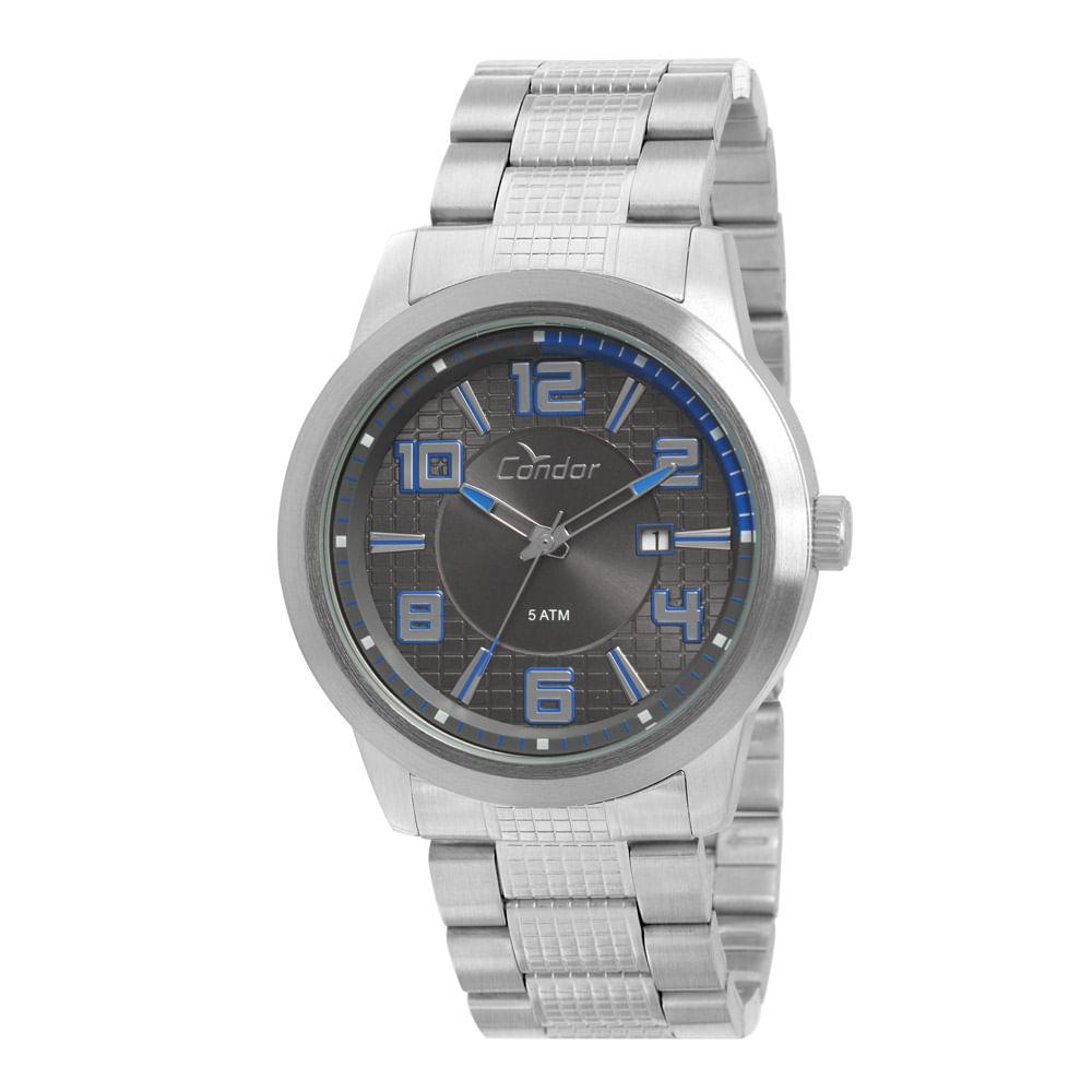 29f9e92aba9 Relógio Condor Masculino - CO2115TP 3C