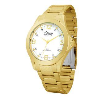 Relogio-Condor-Feminino-Dourado---CO2035AW-4B