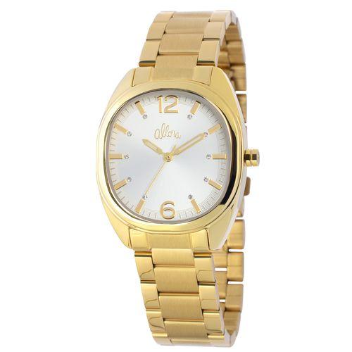 Relógio Allora Coleção Nó de Marinheiro AL2035FDP 4B - Dourado ... 7ea1e79840