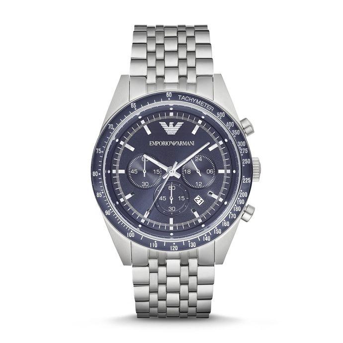 Relógio Emporio Armani Masculino Kappa - AR11068 1PN - Tempo de ... f26fc60937