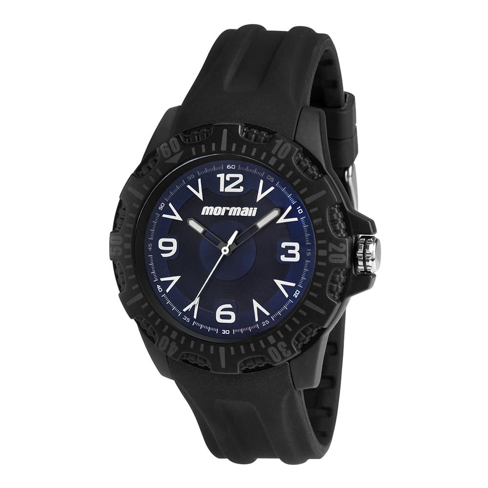 3559be73717 Relógio Mormaii Masculino - MOY121E1A 8A - timecenter