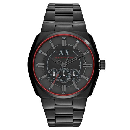 Relógio Armani Exchange Masculino- AX1801/1PN