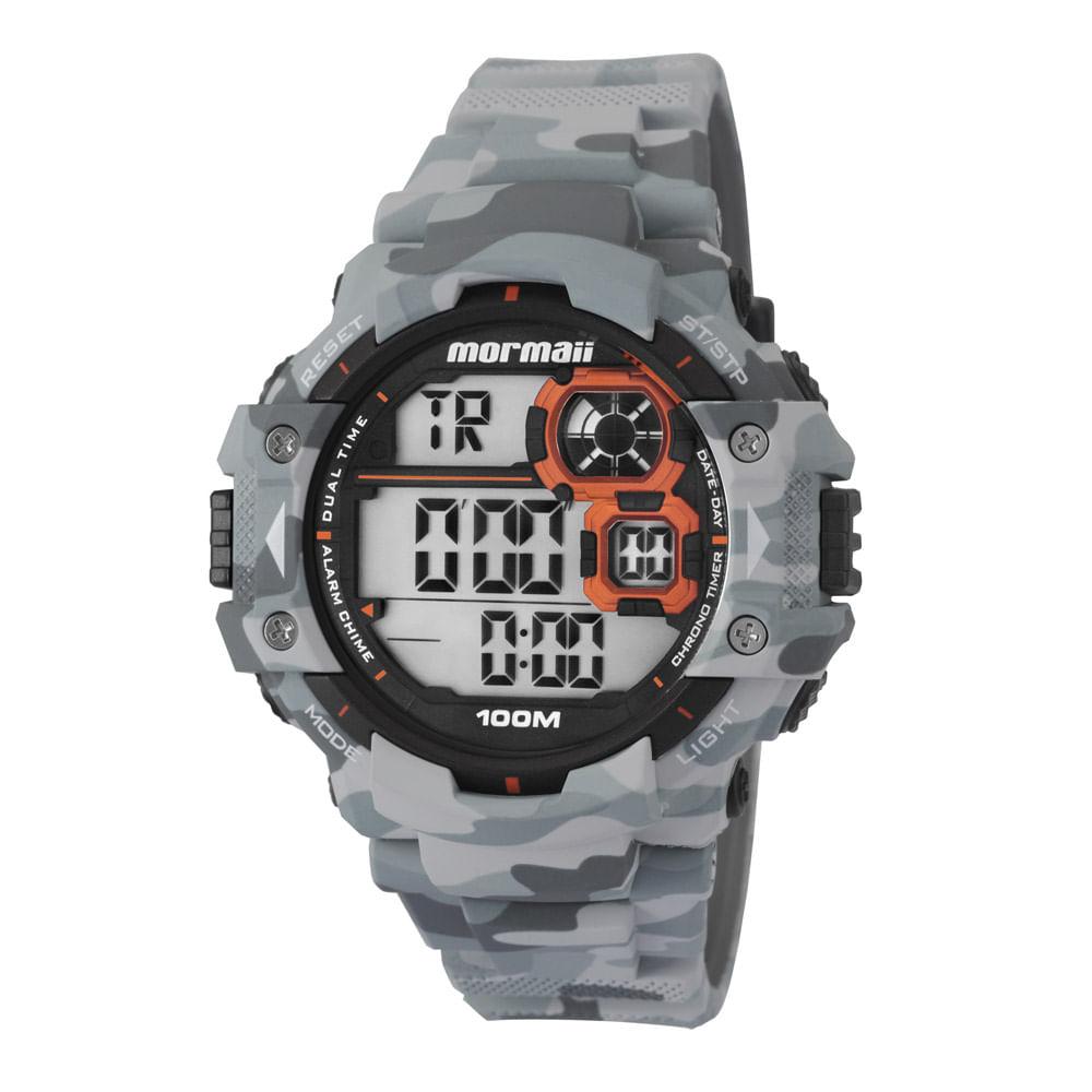 9dcc963448660 Relógio Mormaii Masculino - MO13609A 8C - timecenter