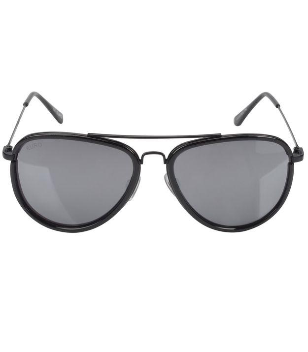 315dc95b0 Óculos de sol Euro Aviador espelhado Preto - OC057EU/3P