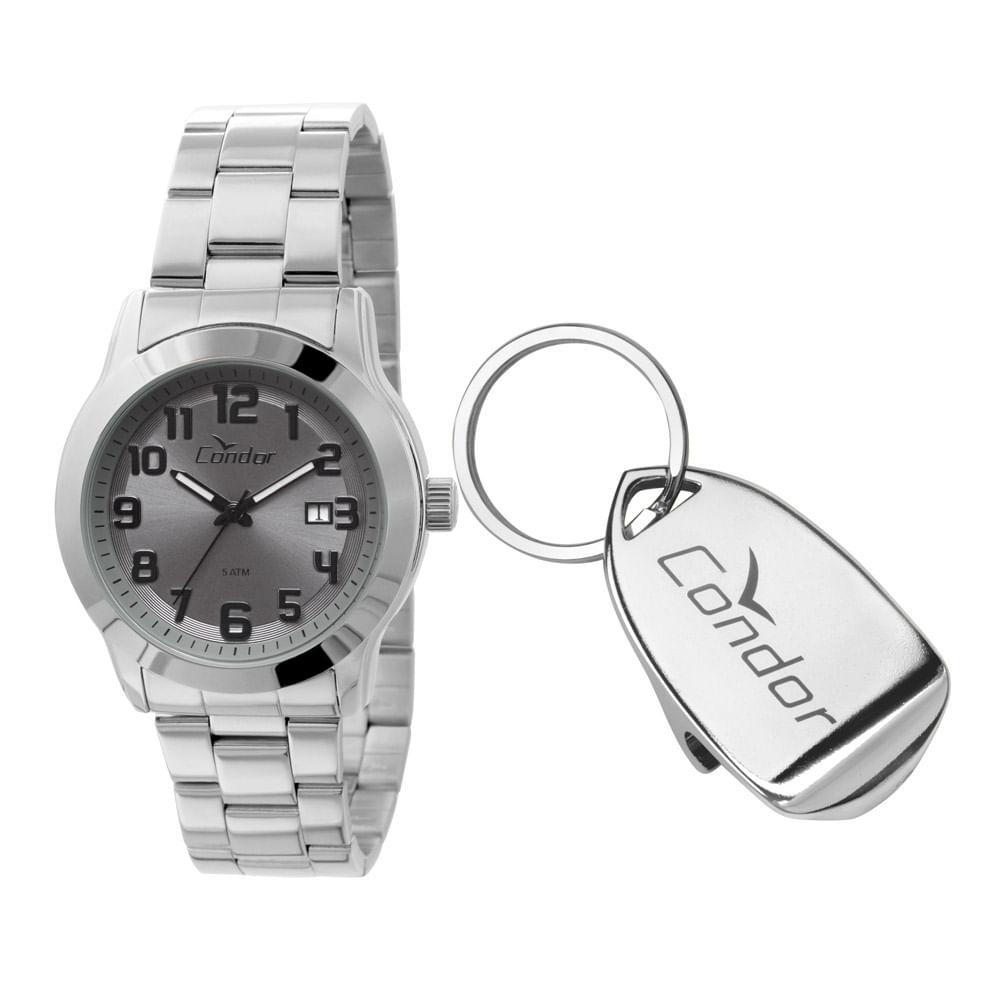 472a94e8746 Relógio Condor Casual Metal - CO2115UD K3K - timecenter