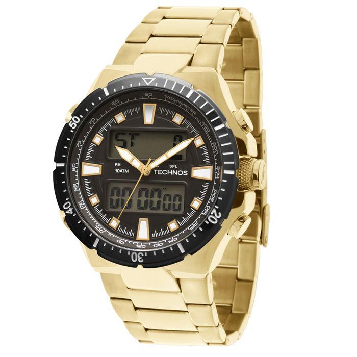 68c3b3134e9 Relógio Technos Ts Digiana Masculino Ana Digi - 0527AB 4P - technos