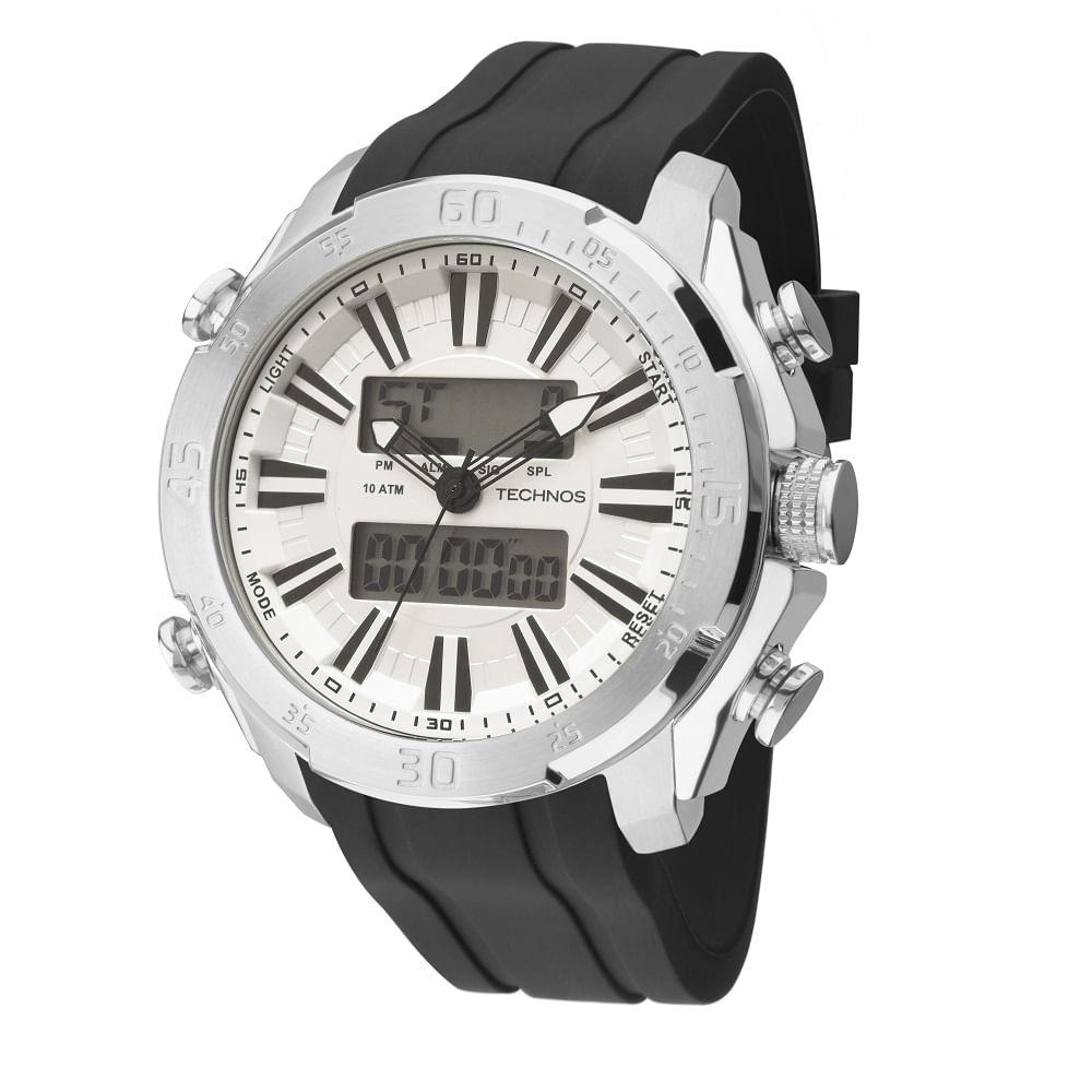 262117950db Relógio Technos Ts Carbon Masculino - 0527AD 8P - timecenter