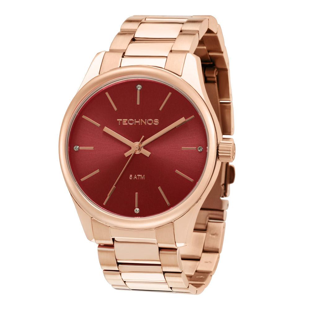 Relógio Technos Fashion - 2035LQZ K4R - timecenter 6e23dd526f