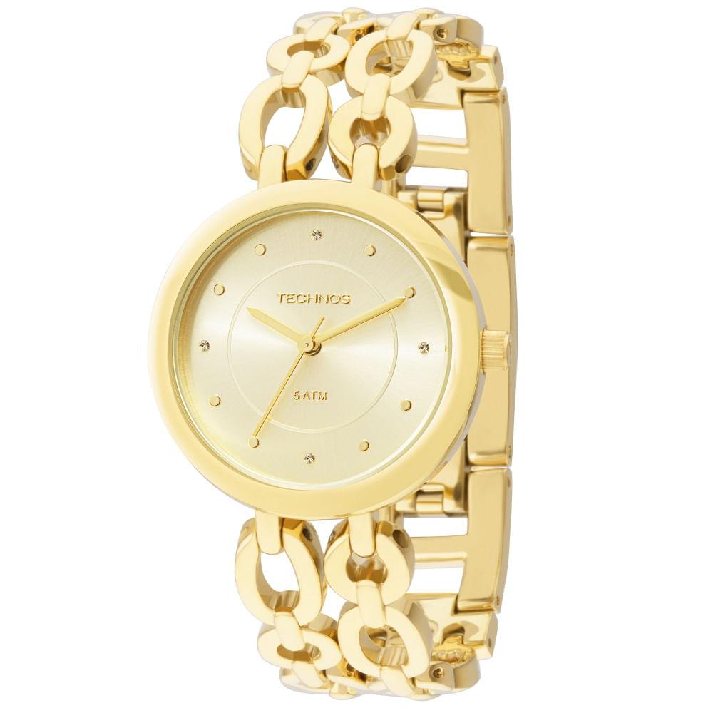 Relógio Technos Elegance - 2035LYZ 4X - timecenter aaebfb65a8