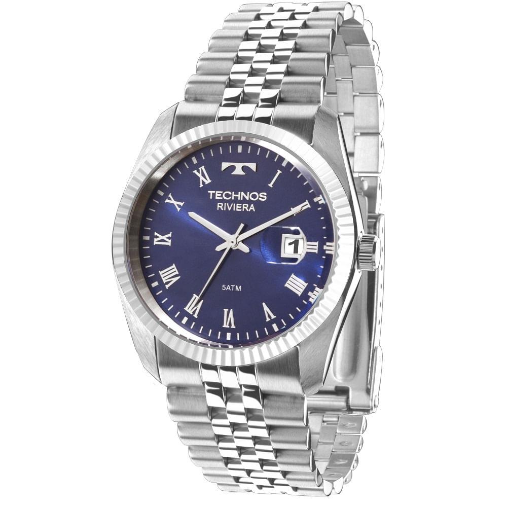 e6084f1590782 Relógio Technos Classic - 2115KQP 1A - timecenter