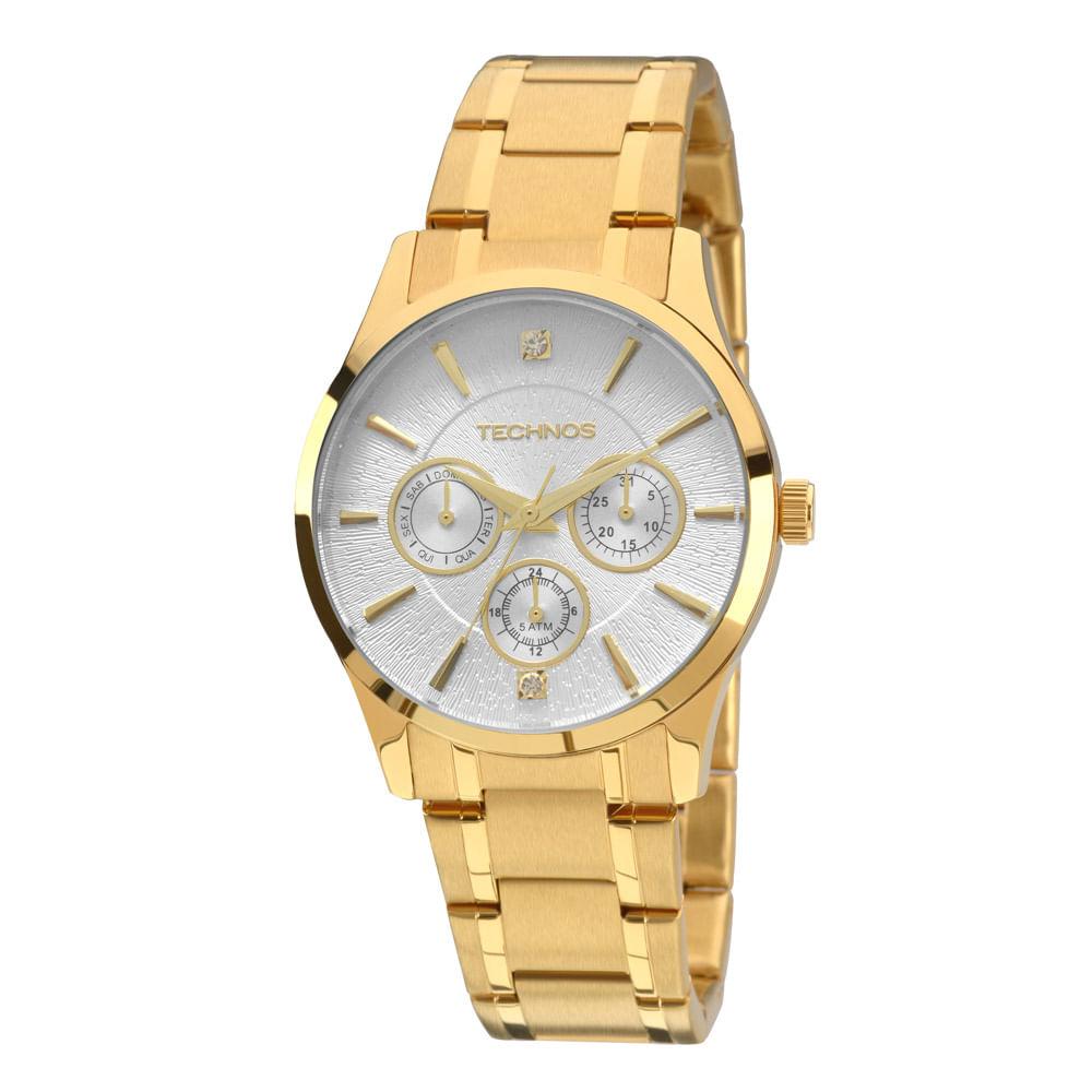 Relógio Technos Elegance - 6P29AHP K4K - timecenter 71307bf895