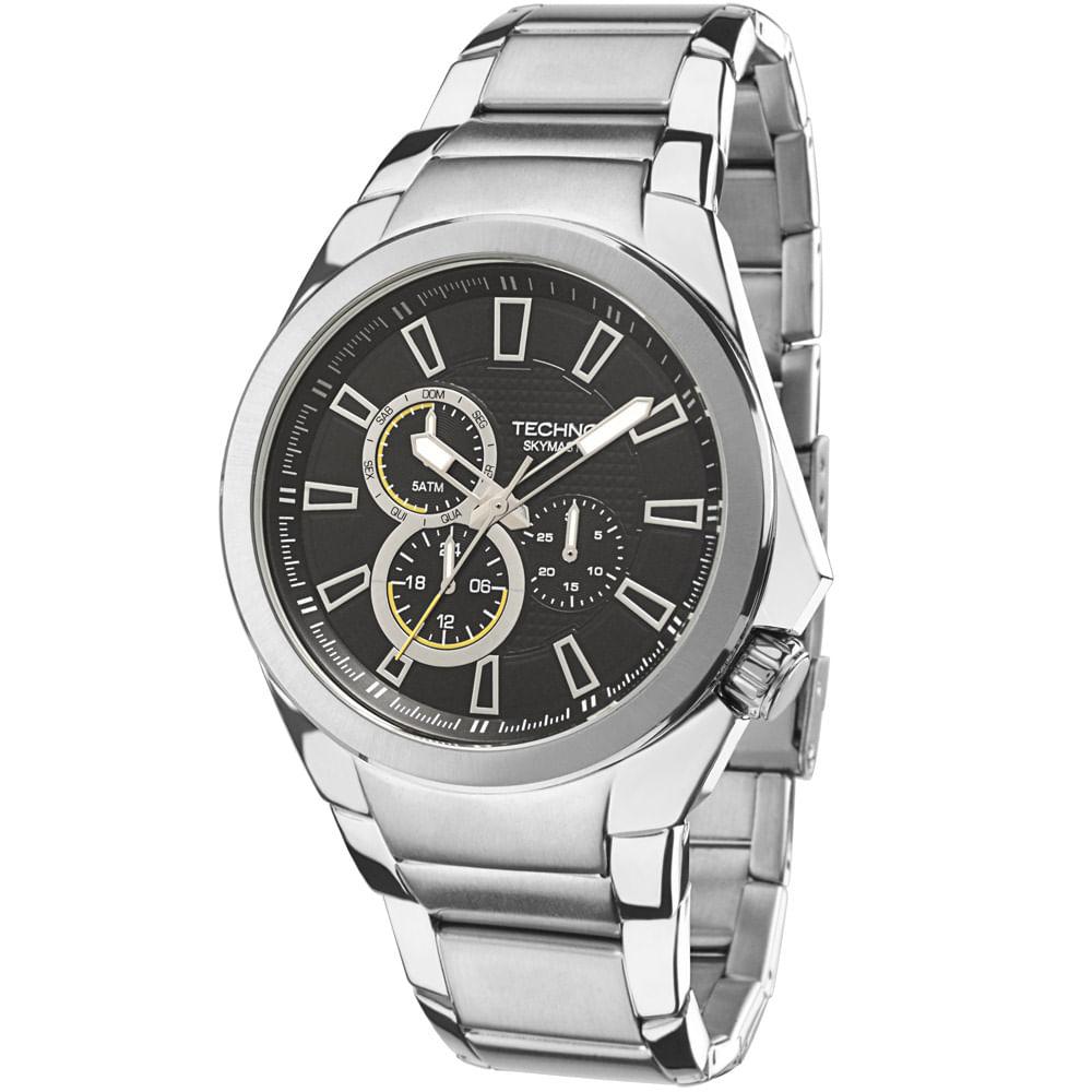 Relógio Technos Performance - 6P29AHZ 1P - timecenter 743d1c4e62
