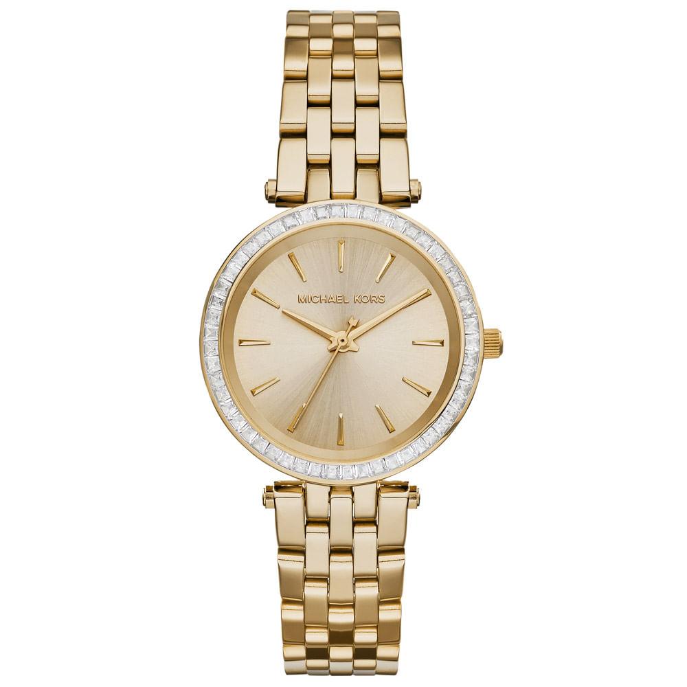 6441ce1cb91 Relógio Michael Kors Feminino - MK3365 4DN - timecenter