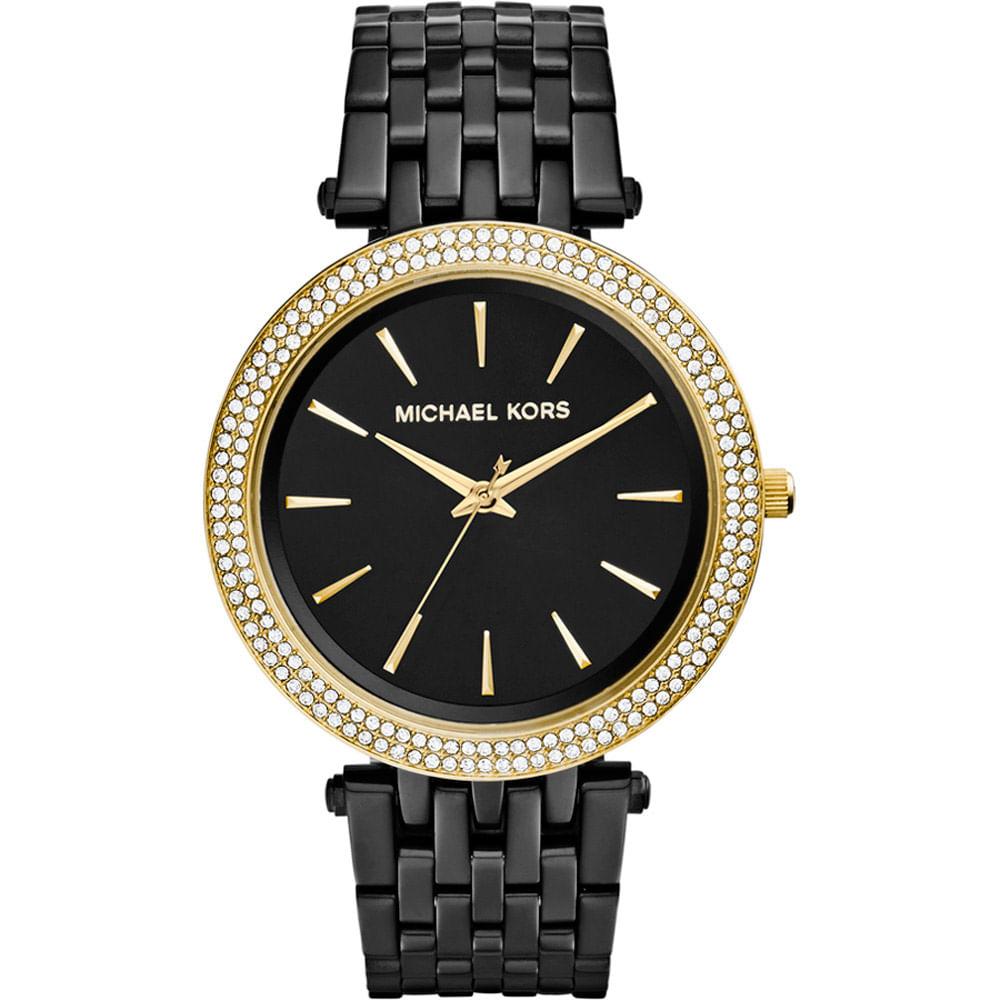 808bf8ad353a1 Relógio Michael Kors Feminino - MK3322 1PN - timecenter