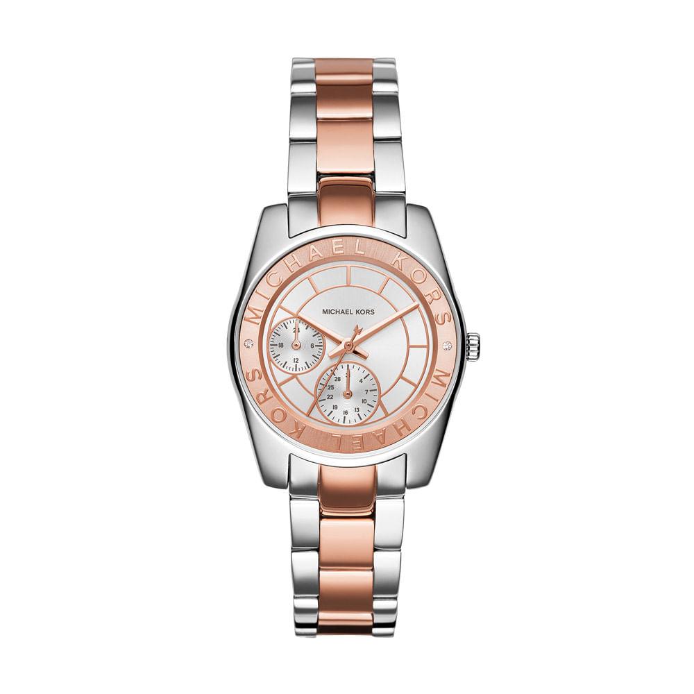 2ecf618f36200 Relógio Michael Kors Feminino - MK6196 5KN - timecenter
