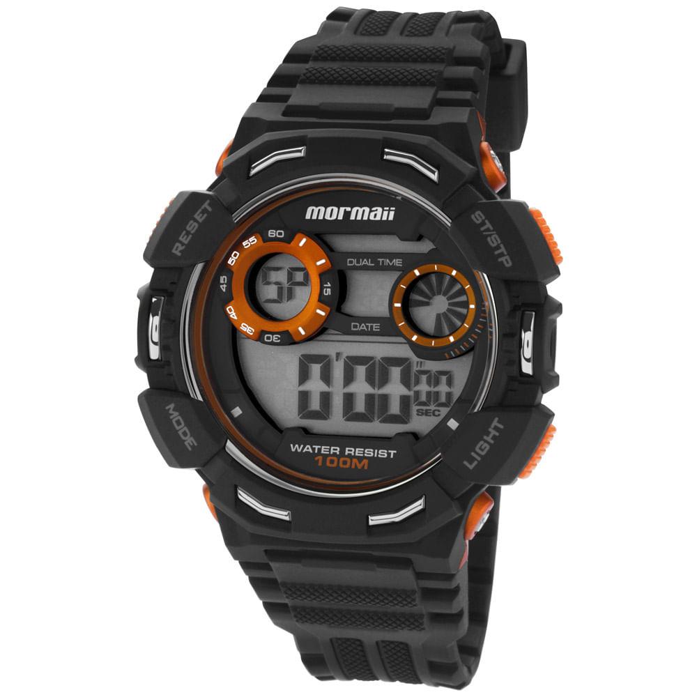 9f28993f3c7 Relógio Mormaii Masculino MO1463 8L - timecenter