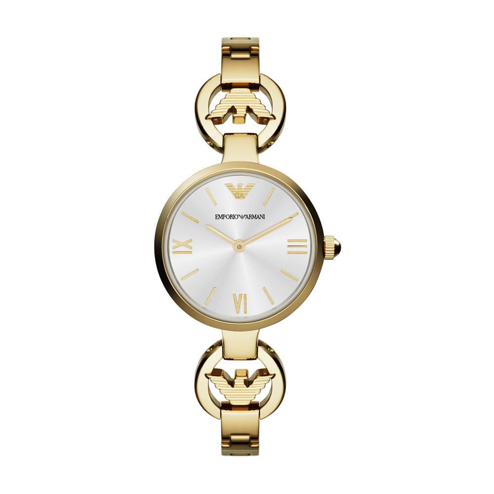 Relógio Emporio Armani Feminino - AR1774 4KN - timecenter 18c27961dd