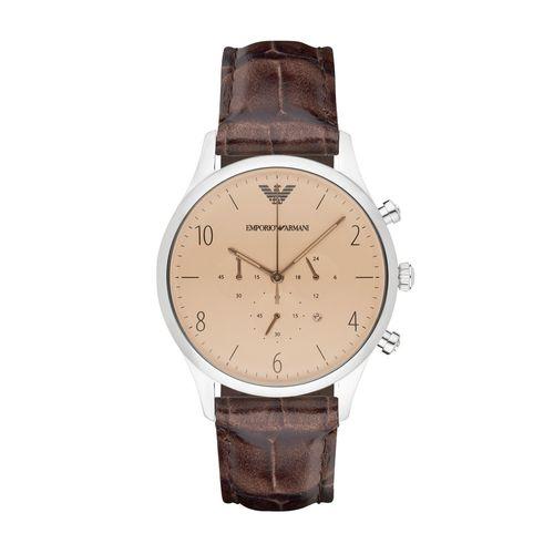 6a89bcd5363 Relógio Emporio Armani Masculino Preto - HAR5876 N HAR5876 N - Km de ...