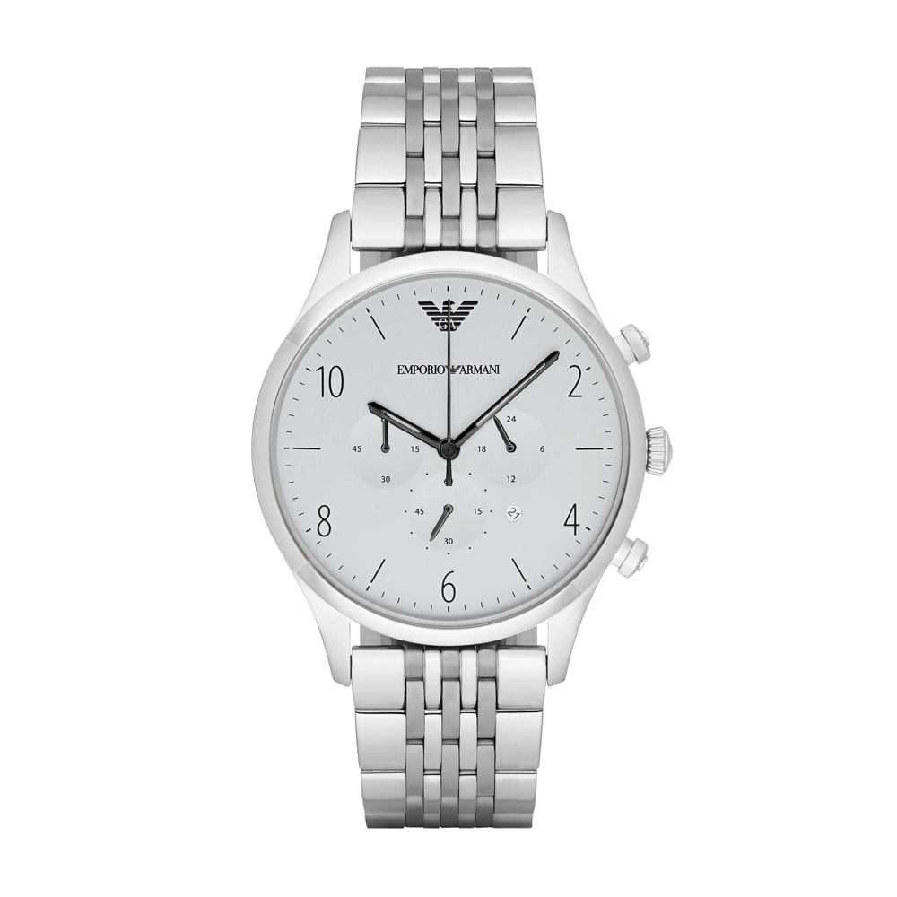 Relógio Emporio Armani Masculino - AR1879 1KN - timecenter 8522c7cbb2