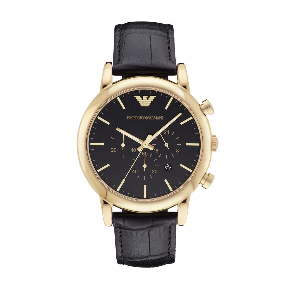 Relógio Emporio Armani Masculino - AR1917 0PN - timecenter 6e1fc46715