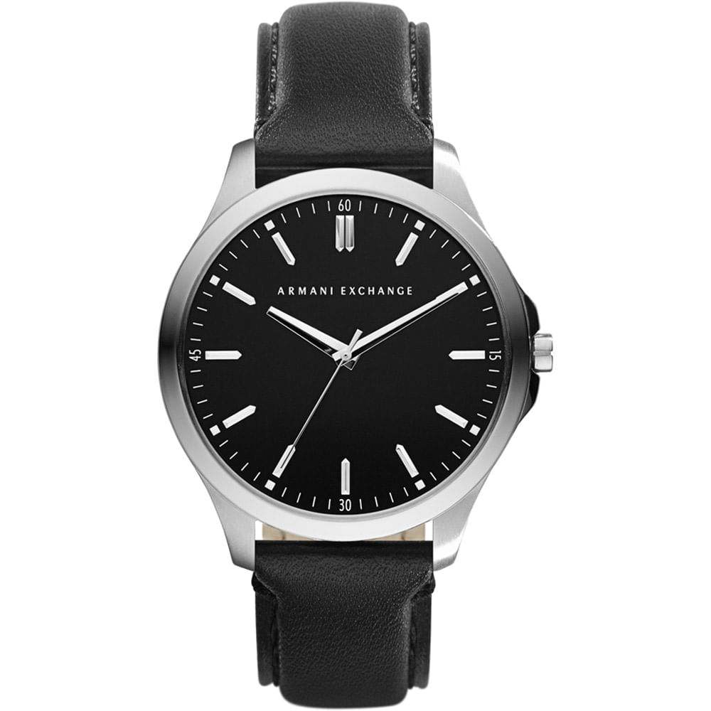 bfb0d83a5d1 AX21490PN  AX21490PN  AX21490PN. Armani Exchange. Relógio Armani Exchange  Masculino Prata ...