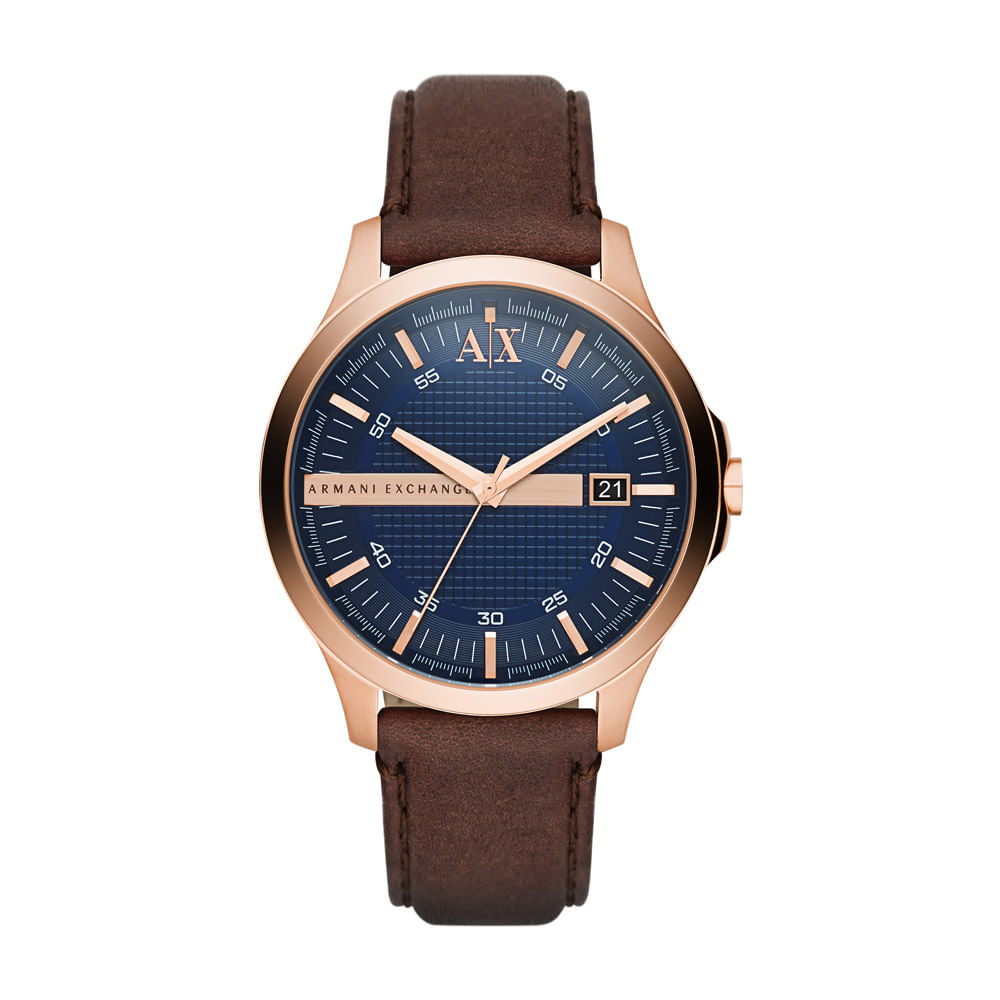 d6ba4605835 Relógio Armani Exchange Masculino - AX2172 0AN - timecenter