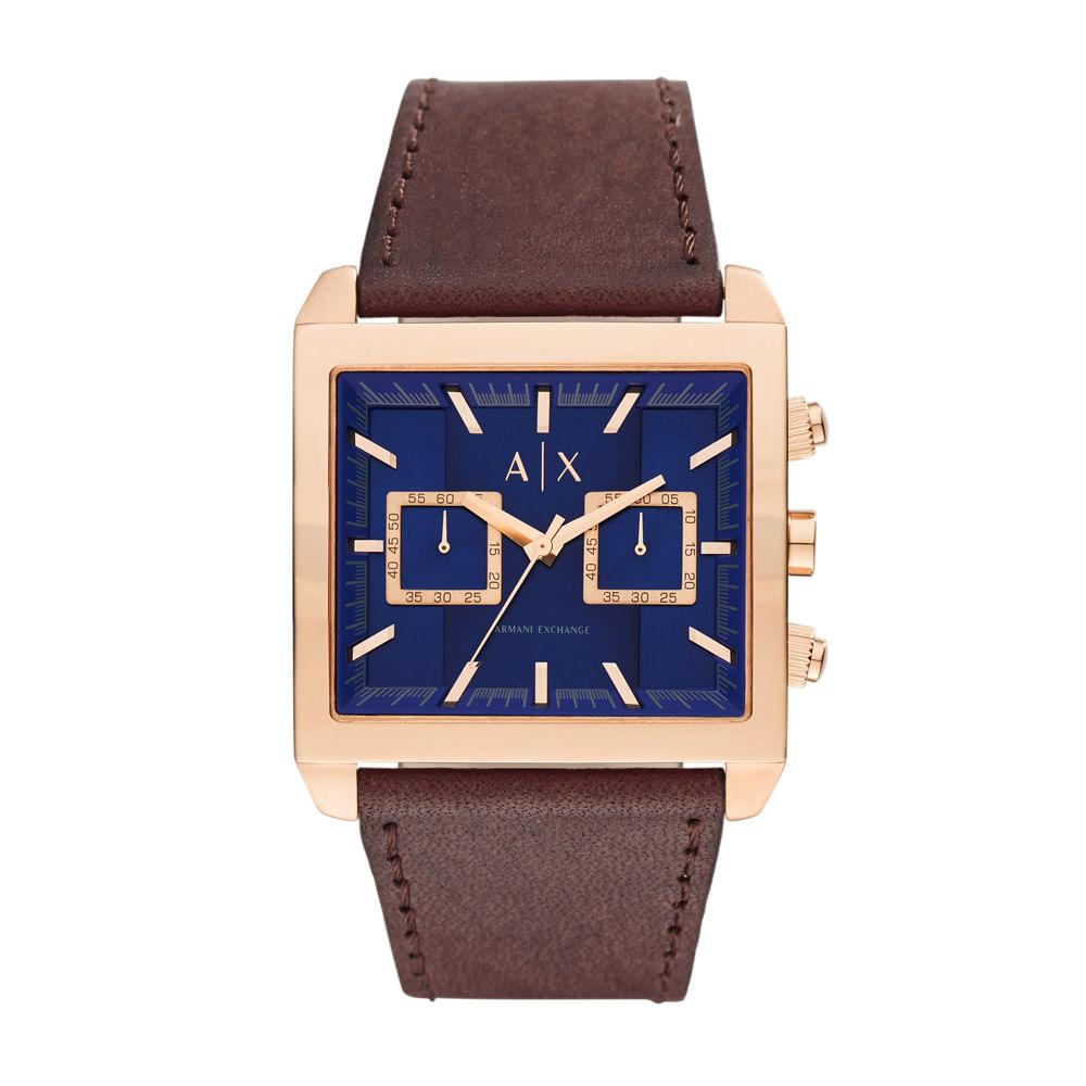 555e1611914 timecenter  Relógio  Armani Exchange. -30%. AX22250AN  AX22250AN