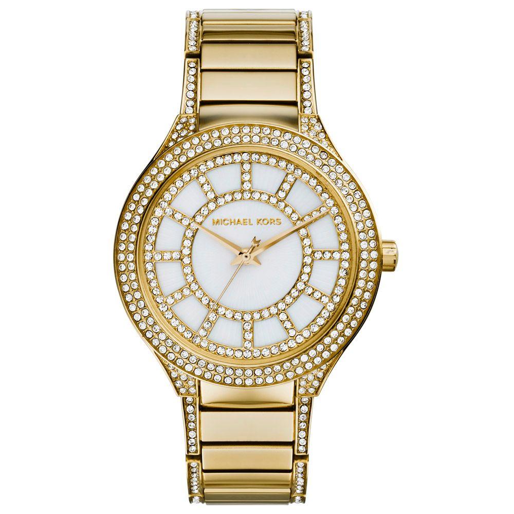 41b7643ab Relógio Michael Kors Feminino - MK3312/4BN - timecenter