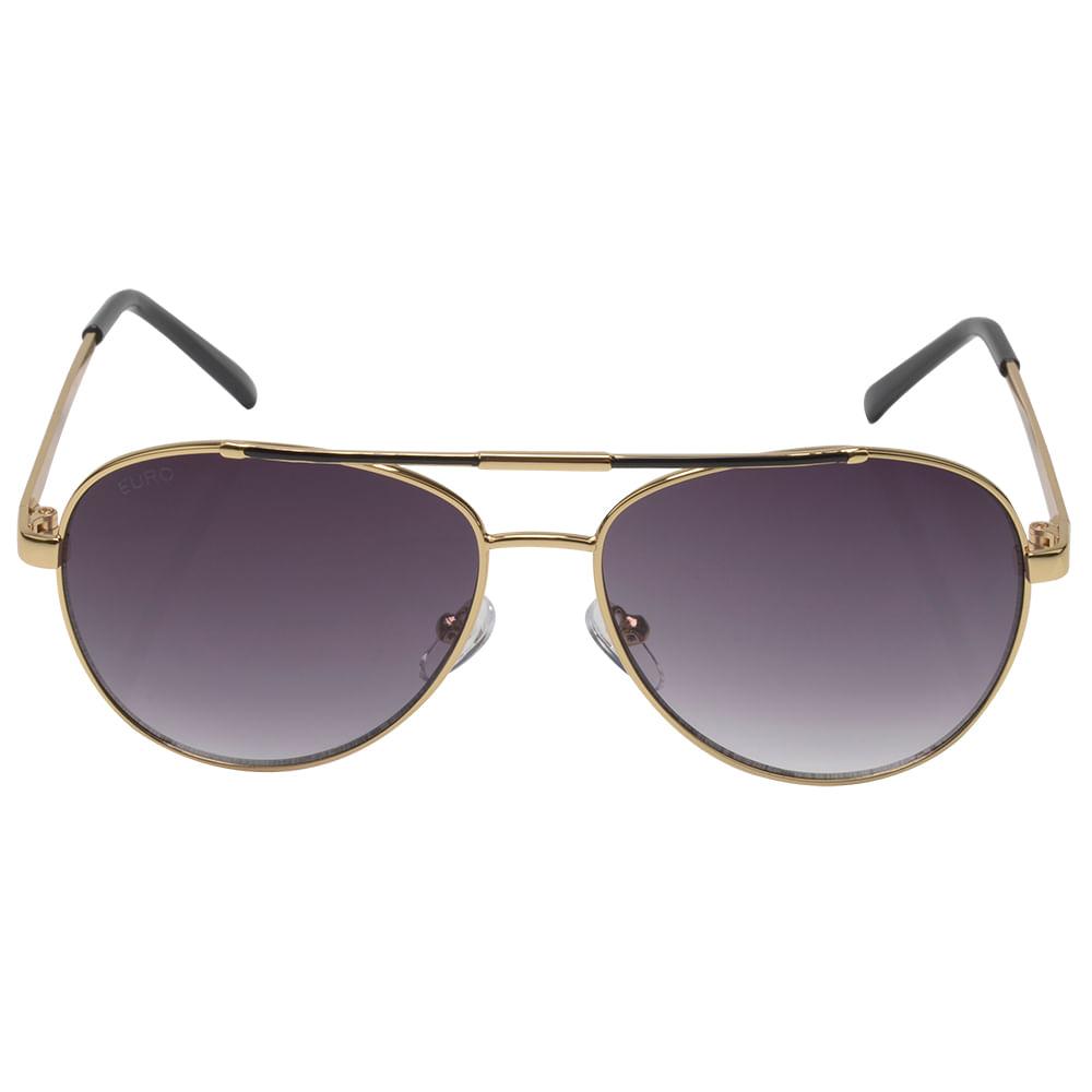 1cdb58dc0 Óculos EURO Dourado Feminino - OC120EU/4P - timecenter