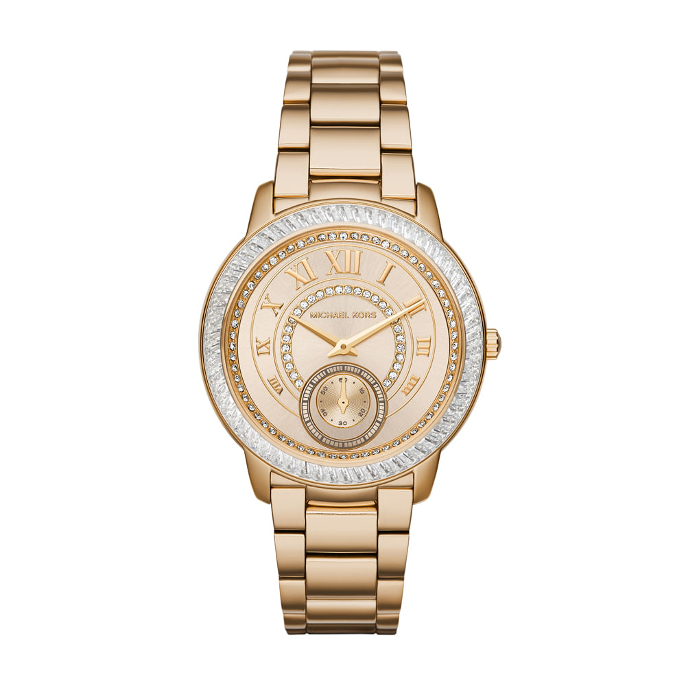 9596d8a71aa Relógio Michael Kors Feminino - MK6287 4DN - timecenter