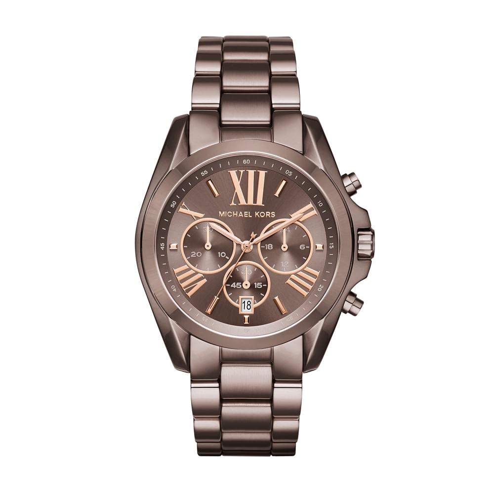 84d6f93aef435 Relógio Michael Kors feminino Bradshaw - MK6247 4MN - timecenter