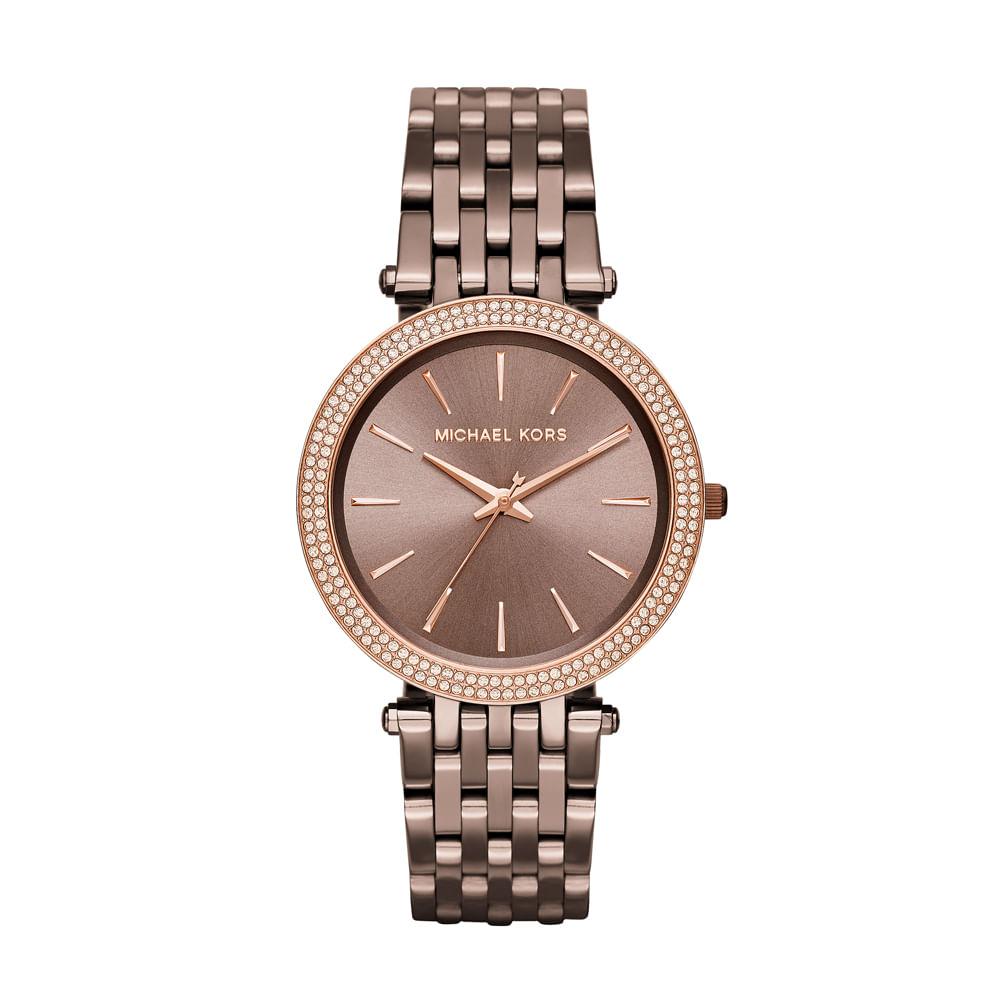 Relógio Michael Kors feminino Darci - MK3416 4MN - timecenter da04aa725f