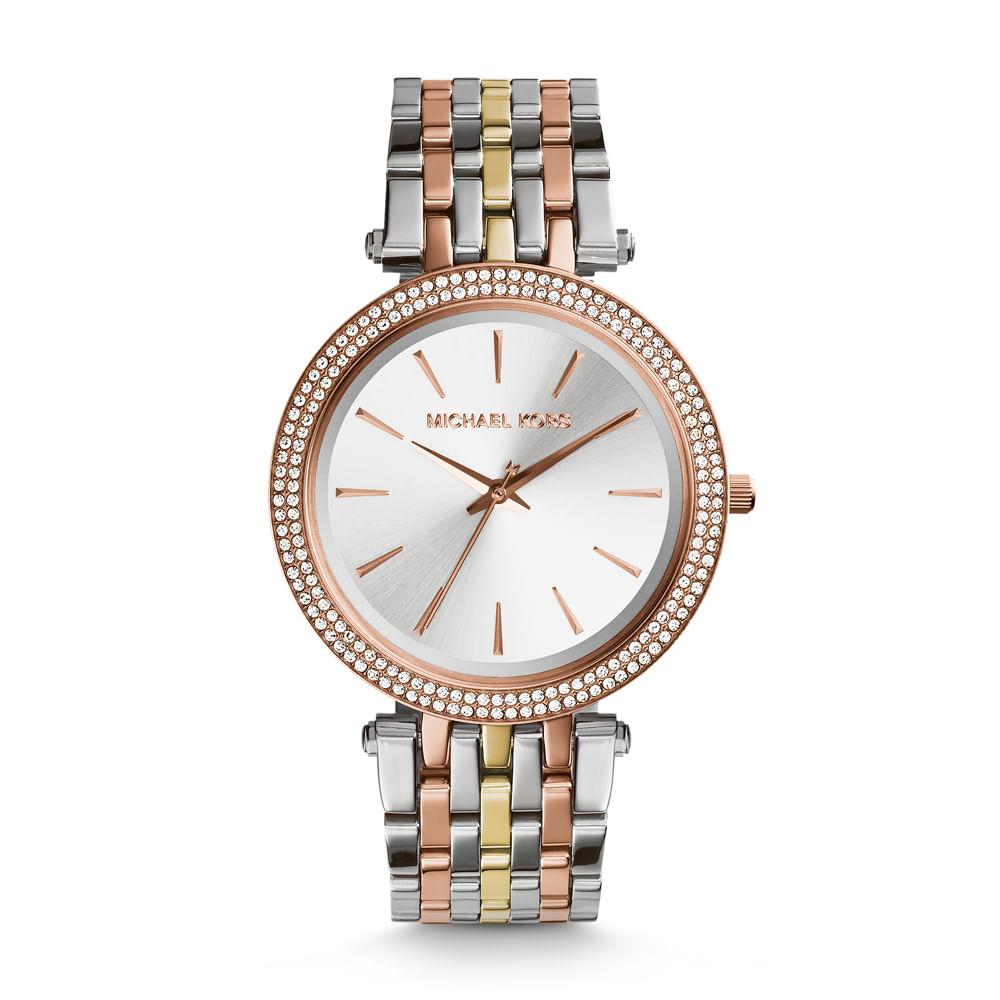 fe5d01ecc58 Relógio Michael Kors Feminino - MK3203 5KN - timecenter