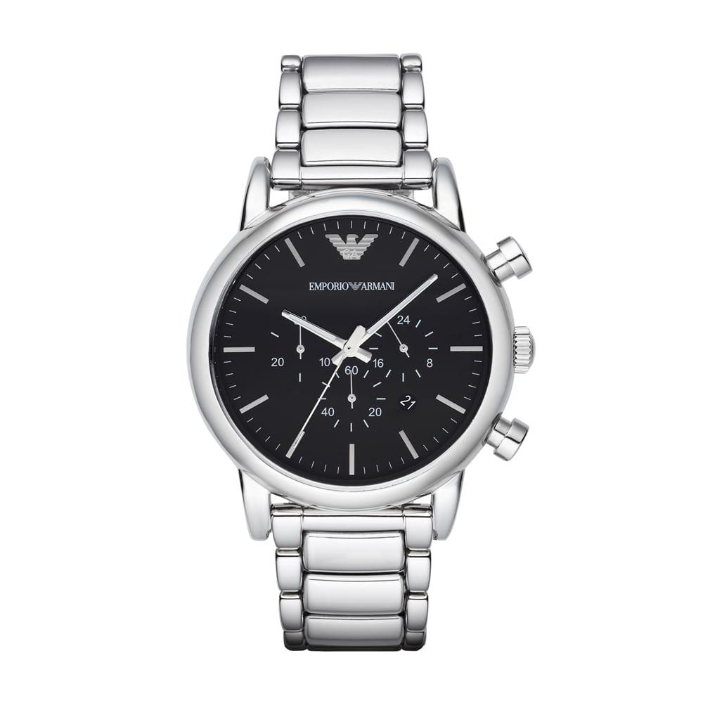 36ccc554791 Relógio Emporio Armani Masculino - AR1894 1PN - Tempo de Black Friday