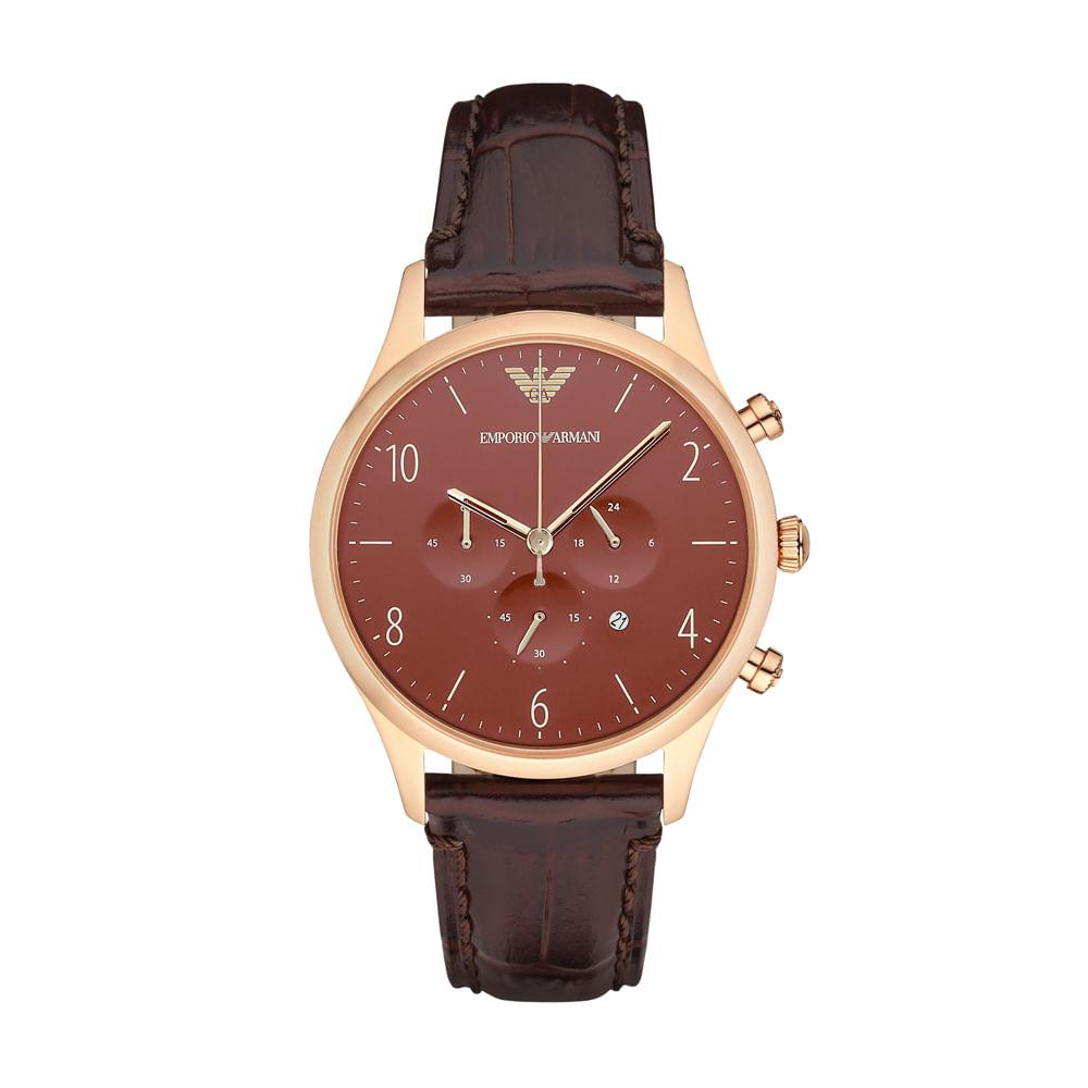 0a48448f293 Relógio Emporio Armani Masculino - AR1890 0MN - timecenter