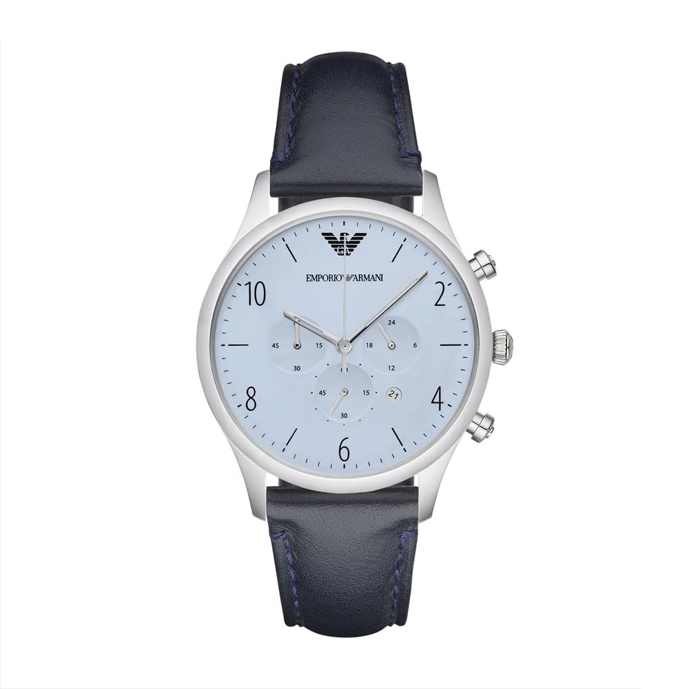 Relógio Emporio Armani Masculino - AR1889 0AN - timecenter 1de1a832a8