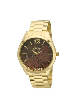 Relogio-Condor-Fashion-Dourado---CO2036CT-4M