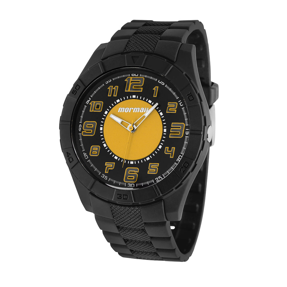 793894f5530e4 Relógio Masculino Mormaii Acqua Pro Preto - MO2035CX 8L - timecenter