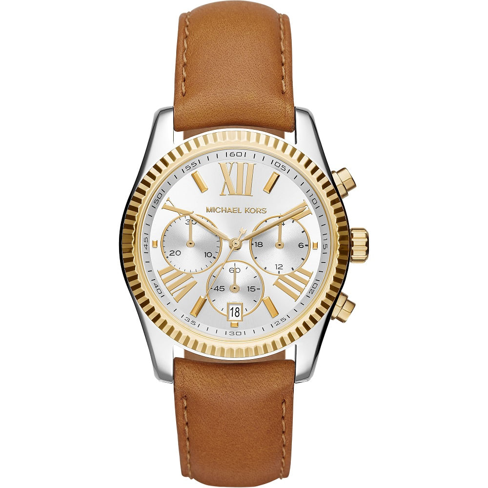 fdd51da31b756 Relógio Michael Kors Lexington Prata - MK2420 5KN - timecenter